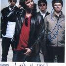 SUPERB OASIS SIGNED PHOTO + COA!!!