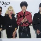 SUPERB BLONDIE SIGNED PHOTO + COA!!!