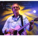 SUPERB MIKE RUTHERFORD SIGNED PHOTO + COA!!!