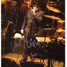 SUPERB VAN MORRISON SIGNED PHOTO + COA!!!