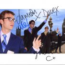 SUPERB BLUR SIGNED PHOTO + COA!!!