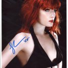 SUPERB FLORENCE WELCH SIGNED PHOTO + COA!!!