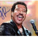 SUPERB LIONEL RITCHIE SIGNED PHOTO + COA!!!