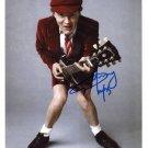 SUPERB AC/DC SIGNED PHOTO + COA!!!