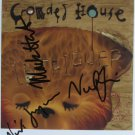 SUPERB CROWDED HOUSE SIGNED PHOTO + COA!!!