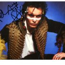 SUPERB ADAM ANT SIGNED PHOTO + COA!!!