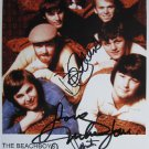 SUPERB BEACH BOYS SIGNED PHOTO + COA!!!