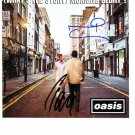 SUPERB LIAM AND NOEL GALLAGHER SIGNED PHOTO + COA!!!
