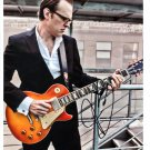 SUPERB JOE BONAMASSA SIGNED PHOTO + COA!!!