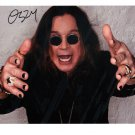 SUPERB OZZY OSBOURNE SIGNED PHOTO + COA!!!
