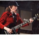 SUPERB AC/DC SIGNED PHOTO + COA!!!