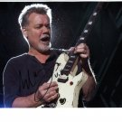 SUPERB EDDIE VAN HALEN SIGNED PHOTO + COA!!!