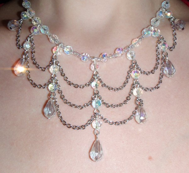 Queen Victoria's Necklace and Earring set