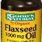 Good 'N Natural Flaxseed Oil 1000 mg 120sfg