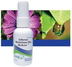 King Bio Influenza - Multi Strain Flu Medicine