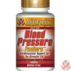 Michael's - Blood Pressure Factors - 180 Tablets
