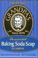 Grandpa's Baking Soda Soap - 3.25 oz