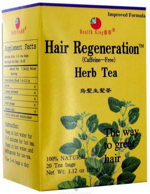 Health King Hair Regeneration - 20 bag