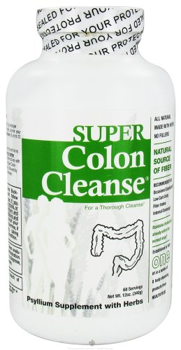 Health Plus Colon Cleanse Powder - 12oz