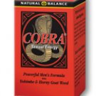 Natural Balance Cobra Formula - 30 Caps