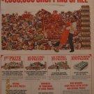 Pepsi 1972 Authentic Shopping Spree  Print Ad