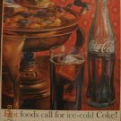 Coca-Cola 1962 Authentic Print Ad