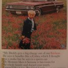Ford Fairlane 1963 Authentic Print Ad