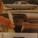 Cadillac 1963 Authentic Print Ad