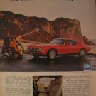 Chevorlet Camero LT 1972 Authentic Print Ad