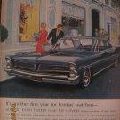 Pontiac Catalina 1962 Authentic Print Ad