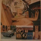 Mercury Cougar XR-7 1967 Authentic Print Ad