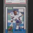 1990 Topps Traded #27T Emmitt Smith PSA 10