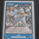 2007 Bowman Chrome  #BDPP71 Joba Chamberlain NM/MT