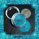 Goblin Blue Loose Glitter Makeup Cyber Gothic 5 Gram  ---FREE Shipping