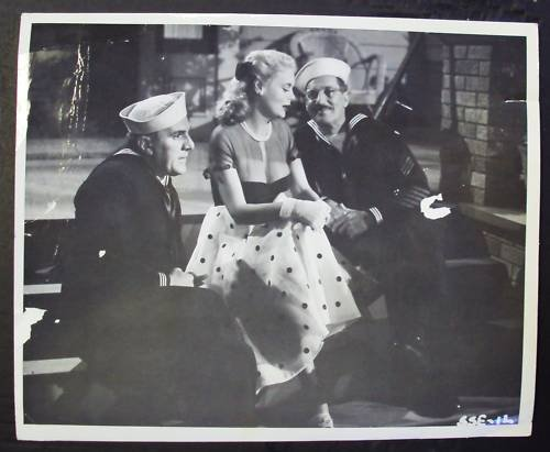 GROUCHO MARX a GIRL IN EVERY PORT Photo MARIE WILSON 51
