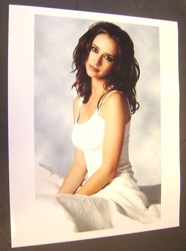 JENNIFER LOVE HEWITT Sexy Color  PHOTO Ghost Whisperer