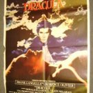 DRACULA Poster ARGENTINA Foreign FRANK LANGELLA Vampire