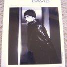 CRAIG DAVID Original Music Label Atlantic Promo  PHOTO