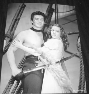 CAPTAIN CAUTION Hal Roach PHOTO Shirtless VICTOR MATURE