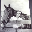 BETTY FIELD Original OF MICE AND MEN Hal Roach PHOTO 39