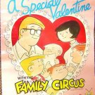 FAMILY CIRCUS  Valentine's Day Comic  POSTER  Bil Keane