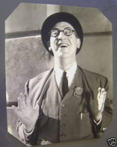 WALTER CATLETT  Original  PHOTO  Four Days Wonder  1936
