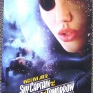 ANGELINA JOLIE  Sky Captain & World of Tomorrow  POSTER