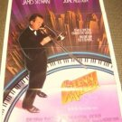 GLENN MILLER Story ORIGINAL Poster JAMES STEWART Jimmy