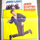JERRY LEWIS  The PATSY  Original  BELGIUM  Poster 1964