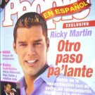 RICKY MARTIN Big Photo PROMO Poster MENUDO Latin Grammy