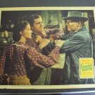 SWAMP WATER  Lobby Card  ANNE BAXTER Walter Huston 1941