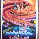 BEATLEMANIA Original Movie POSTER  Fab FOUR The BEATLES