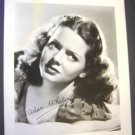 ARLEEN WHELAN Original  Studio GLAMOUR headshot  PHOTO