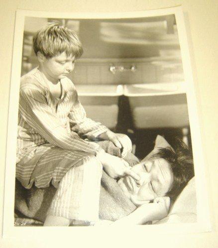 Jackie BUTCH Jenkins ARMY BRAT Little Boy Mr. JIM Photo